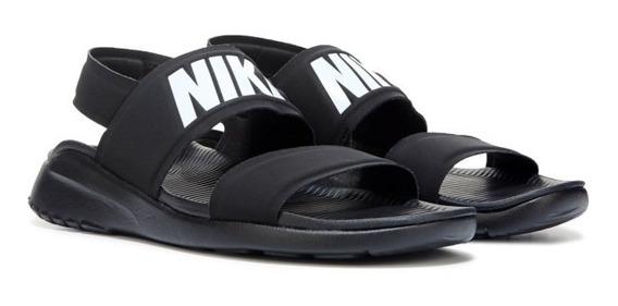 Sandalias De Mujer Nike Tanjun Deportiva Cómoda Casual Logo