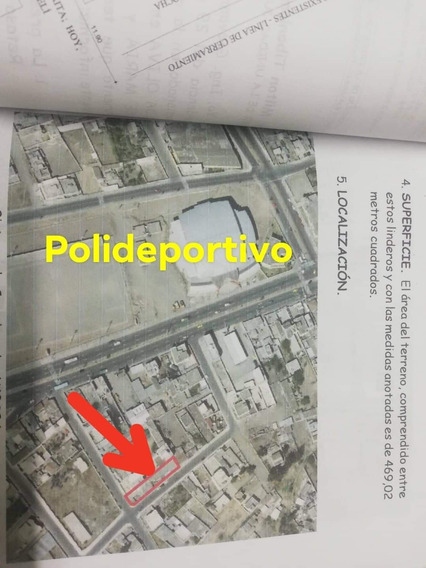 Propiedad De Remate (470m2) Sector Polideportivo Ambato