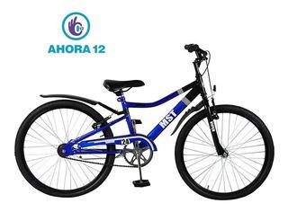 Bicicleta Musetta Viper Rodado 24 Niños Infantil