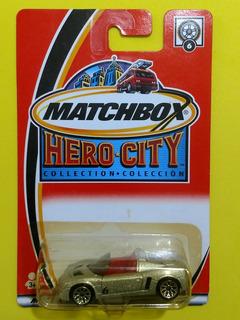 Matchbox Hero City Lacrado Na Embalagem Esc. 1.64. Novo.