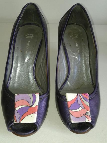 Zapatos Ricky Sarkany.