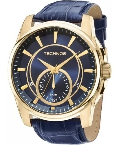 Relógio Technos Classic Grandtech 6p28aa/2a