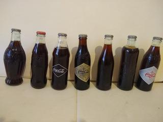 Botellas Antiguas De Coca Cola