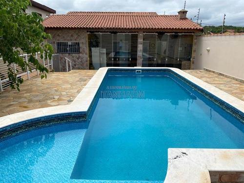 Imagem 1 de 14 de Casa Linda A Venda Em Itanhaém.