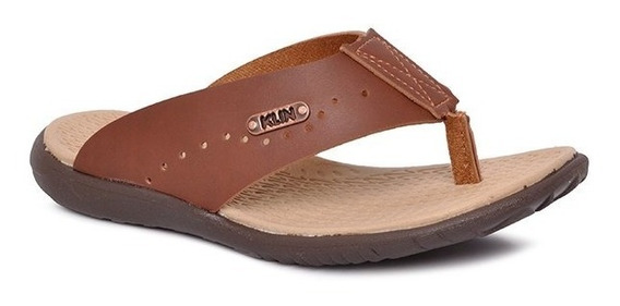 Chinelo Infantil Klin 129062 Chocolate