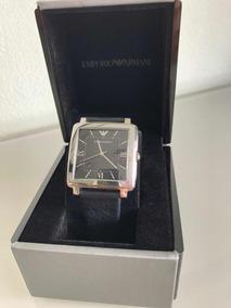 69e955014aa4 Reloj Armani Cuadrado - Reloj de Pulsera en Mercado Libre México