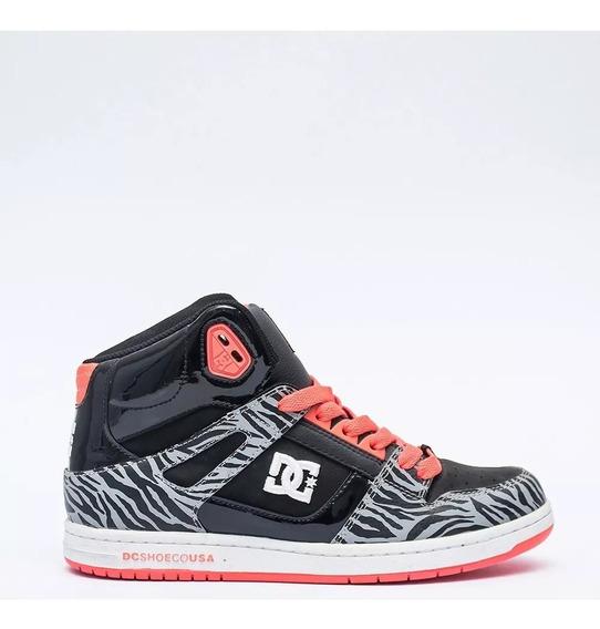 Zapatillas Dc Rebound High Se Mujer 16276036 On