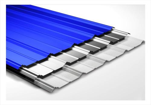 Teja Termo Acústica En Acero Thermo Steel Maxter
