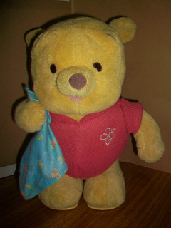 Winnie The Pooh 2003 Mattel Disney Camina Y Habla Fiscer Pr