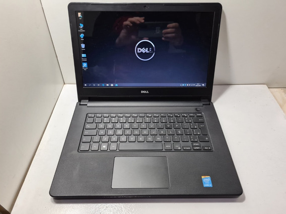 Notebook Dell Inspiron 5458 Core I3 5ºgeração 4gb 1tb Hd