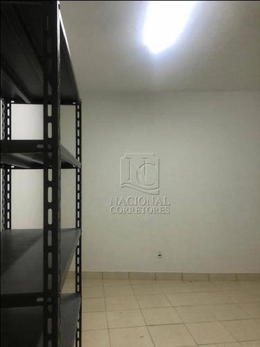 Sala Para Alugar, 90 M² Por R$ 1.270,00/mês - Parque Das Nações - Santo André/sp - Sa0464