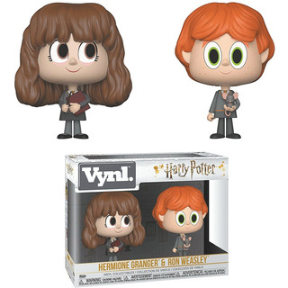 Figura Funko Pop Vinyl Harry Potter Ron & Hermione