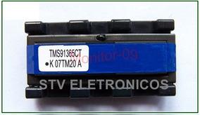 Transformador Inverter Tms91365ct=tms91365ct P/ Samsung