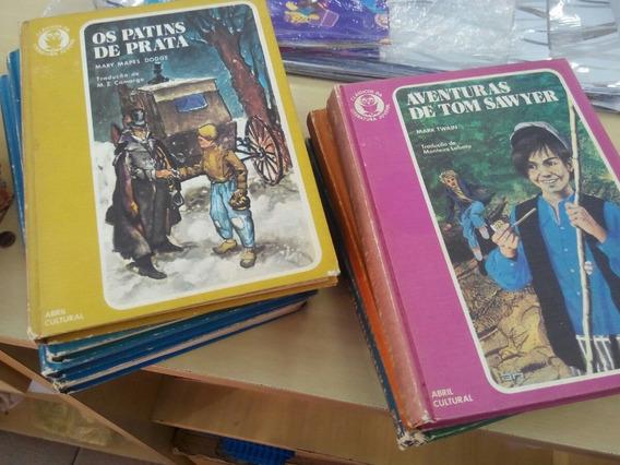 Clássicos Da Literatura Juvenil 46 Volumes