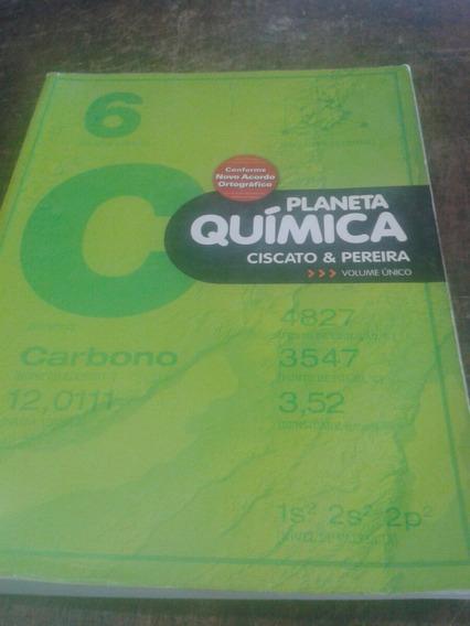Planeta Química- Ciscato & Pereira