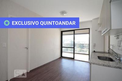 Apartamento No 3º Andar Com 1 Dormitório E 1 Garagem - Id: 892929972 - 229972