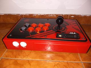 Arcade Stick Para Xbox360 Y Pc