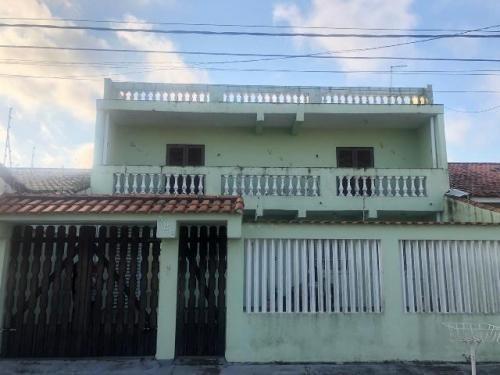 Imagem 1 de 14 de Casa Em Itanhaém Lado Praia Com 3 Quartos - Ca036-f