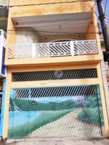 Imagem 1 de 21 de Casa Com 4 Dormitórios À Venda, 200 M² Por R$ 450.000,00 - Jardim Nilza Miranda - Mauá/sp - Ca0180