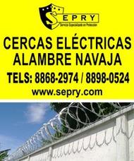 Cercas Eléctricas Y Alambre Navaja