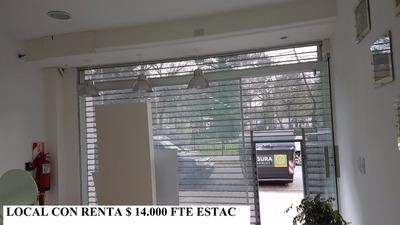 Local C/ Buena Renta! $ 14.000 Mts Estac Belgrano R Y Plaza