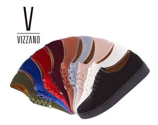 Tenis Vizzano Casual 1214.205