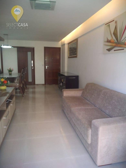 Excelente Apartamento Em Jardim Camburi 3 Quartos - Ap0258