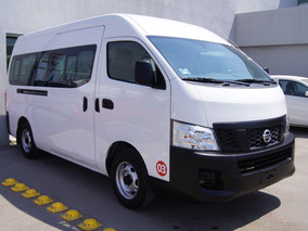 Nissan Urvan 2.5 Panel Amplia Aa Mt
