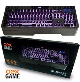 Teclado Gamer Blade Oex Tc-203
