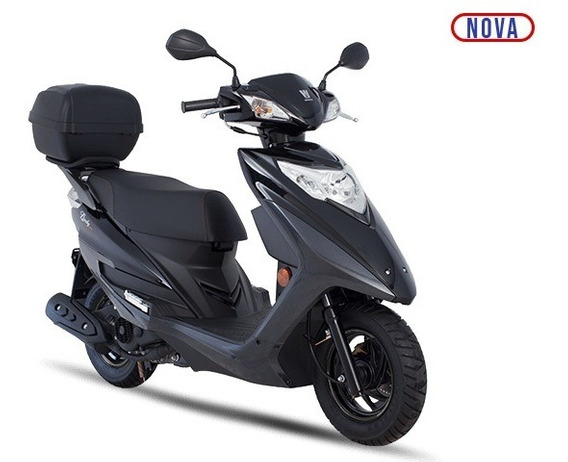 Suzuki Haojue Burgman Lindy 125 Cbs