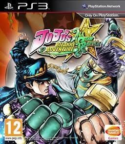 Jojo Bizzare Adventure All Stars Battle Ps3 Receba Agora