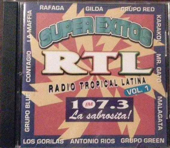 R T L Radio Tropical Latina Variado