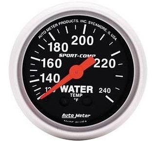 Autometer Reloj Temperatura 3332 Sport Comp Mini