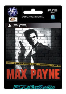 Ps3 Juego Max Payne Pcx3gamers