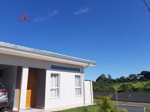Casa A Venda No Bairro Condomínio Vila Do Sol Em Valinhos - - 3254-1