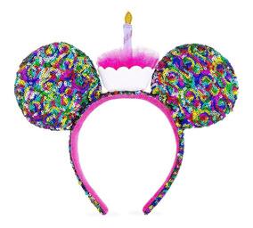 Orejas Mickey Estilo Cumpleaños 100% Originales Marca Disney