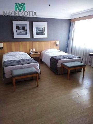 Flat Para Aluguel, 1 Dormitórios, Barra Da Tijuca - Rio De Janeiro - 3255