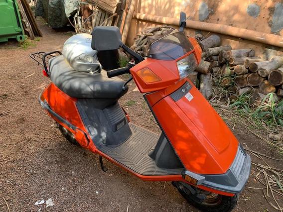 Honda Elite 80 Motoneta Original / Anda Todo