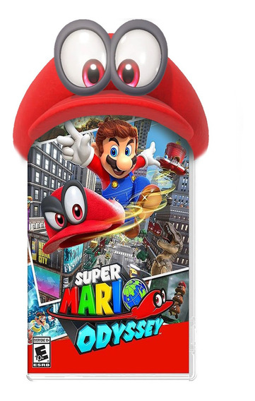 Juego Super Mario Odissey Nintendo Switch E10+ /u