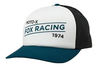 Gorra Fox Para Mujer Banner Trucker