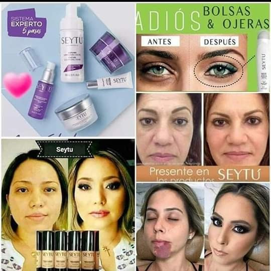Maquillaje 100% Cubritivo
