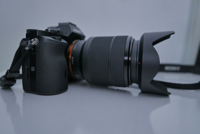 Sony A7r / Ilce-7r (ff36.4 Mp) Com 28-70mm F3.5-5.6 Fe Oss