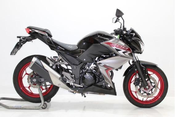 Kawasaki Z 300 Abs 2019 Preta