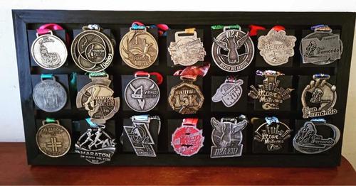 Medallas. Cuadro Medallero