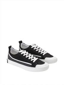 Tênis Feminino Couro Low Skate Sneaker Calvin Klein