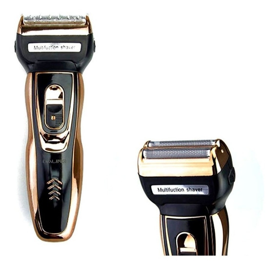 Máquina De Cortar Cabelo, Aparelho De Barbear, Aparador De Pelos, 3 Em 1 Barbeador Elétrico - Recarregável Daling