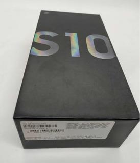 Celular Samsung Galaxy S10 128gb Garantía Factura