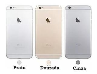 iPhone 6 4.7 Tampa Traseira Carcaça Aro Chassi Envio Rápido