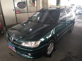 Peugeot 306 1.8 Passion Break 16v Gasolina 4p Manual