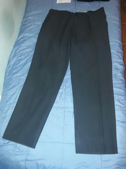 Pantalon Roland Cotton Gris Oscuro Talle L Hombre Oferta